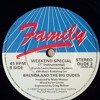 Brenda And The Big Dudes - Weekend Special (1983 7inch Instrumental Version)