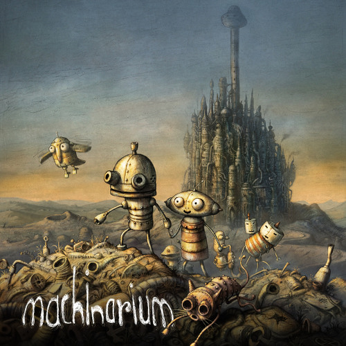 Tomáš Dvořák ~ Machinarium (expansion set)