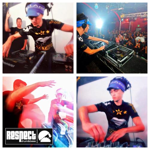 DJ Erb N Dub - Respect Club (Hollywood, California)