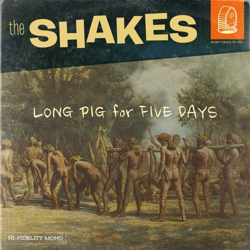 Long Pig for Five Days Cover Art