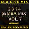 Semba 2014 Mix (Audiovisual) Vol. 7 - Eco Live Mix Com Dj Ecozinho