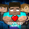 ♪ -Diamond Heart- (A Minecraft Parody Of Imagine Dragons - Demons)