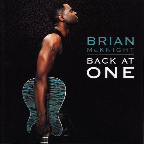 Brian McKnight - Back At One [cover, vocal only]
