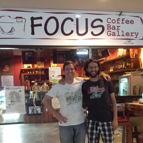 Episode #40 - Focus Coffee Bar Gallery