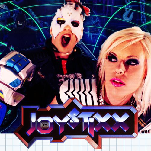 JOYSTIXX: Vid & Nancy-X Vs The World (MIX-TAPE)