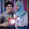 Lagu aliando feat prilly (cover)