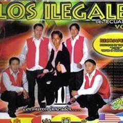 LOS ILEGALES - NO YA NO ESPERES