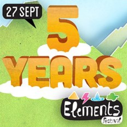 Locomativ (100% Dualizers + Matthew) @ Elements Festival 2014