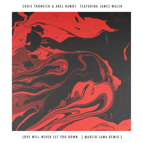 Eddie Thoneick & Abel Ramos feat. James Walsh - Love Will Never Let You Down (Marcio Lama Remix)