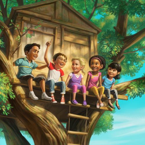 Treehouse Treasure