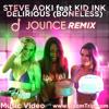 Steve Aoki feat. Kid Ink - Delirious (Boneless) (Jounce Remix) [FEATURED ON EDM.COM!]