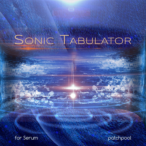Rattle Guitar Plucker - Demo Sonic Tabulator For Serum