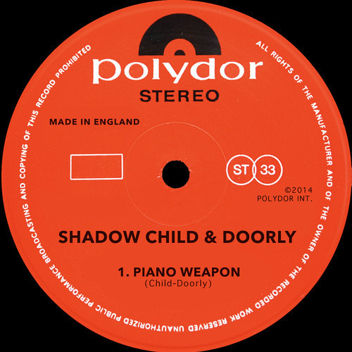 Shadow Child & Doorly - Piano Weapon (Instrumental)(Out Now)