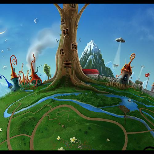 The Big Tree Stand High Patrol Nomadavert Remix By Nomadavert