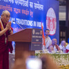 His Holiness the Dalai Lama Speaking On Bhikshunis Sitting Behind Novice Monks.MP3