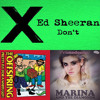 Djenergy - Don't Fly Primadonna (Ed Sheeran x Marina x The Offspring)