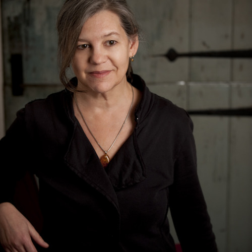 Jo Ann Beard reading at UNT with introduction by Cary Siegfried