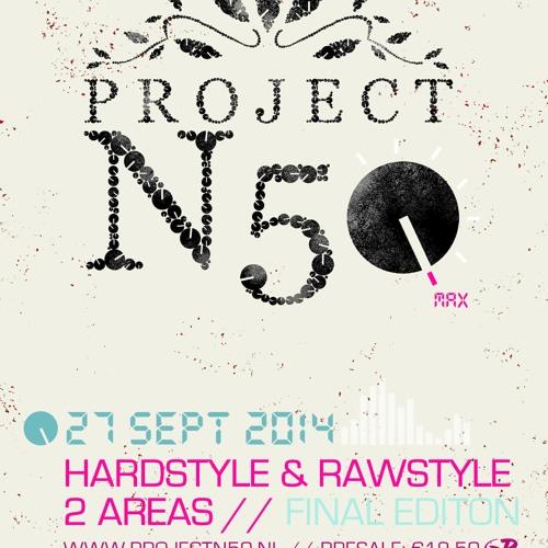 Dj Razcal - Live @ Project N50 2014 - Final Edition Www.fullflavour.nl