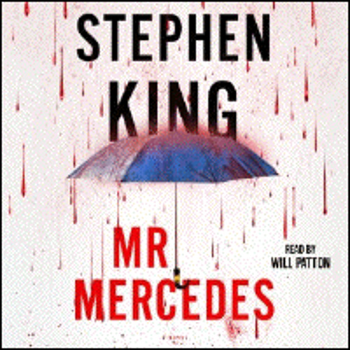 MR. MERCEDES By Stephen King, Read By Will Patton