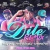 Baby Wally, Original Fat & Dubosky - Dile (Remix) (Radio) Portada del disco