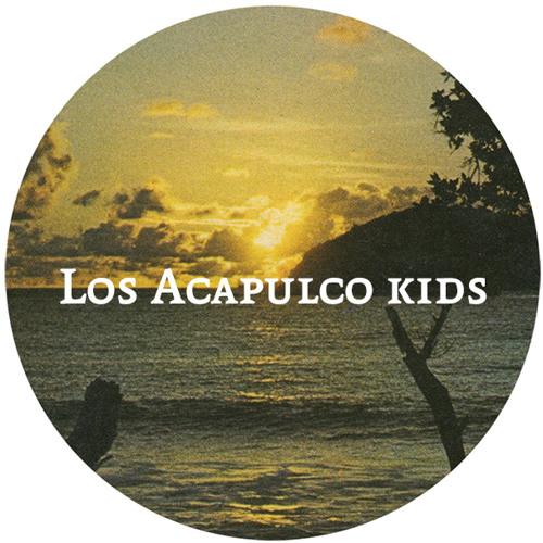 Los Acapulco Kids de Alejandro Almazán