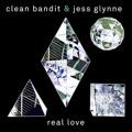 Clean Bandit Real Love (Ft. Jess Glynne) Artwork