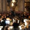Aria (soprano, alto) So ist mein Jesus nun gefangen – Laßt ihn - Sind Blitze, sind Donner (Chorale)