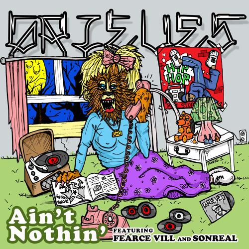 Grieves - Ain't Nothin feat. Fearce Vill & SonReal