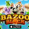 Bazoo Block - iOS - Puzzle Game - IsCool Entertainment - ScaryLand Map