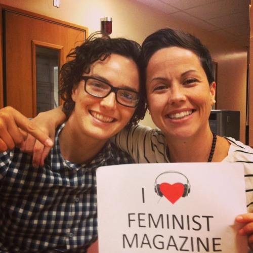 Eco Feminism & Enviro Justice on Feminist Magazine KPFK 90.7FM