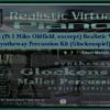 Tubular Bells (Pt1, Mike Oldfield) Realistic Virtual Piano, DAL Flute, Syntheway Glockenspiel VST