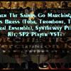When The Saints Go Marching In. Aeternus Brass: Tuba, Trombone, Trumpet, Syntheway Perc VST