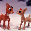 Rudolph, the red-nosed reindeer :x