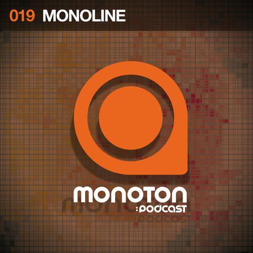 MNTNPC019 - MONOTON:audio pres. Monoline