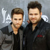 Annie Fox interviews The Swon Brothers at the Porter County Fair - 7-20-14