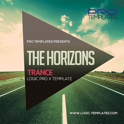 The Horizons Logic X Pro Template