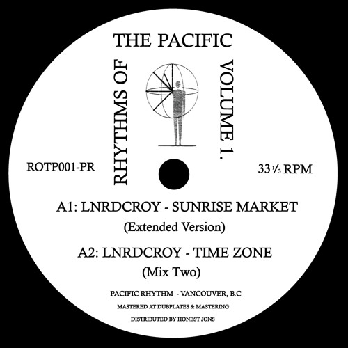 Rhythms Of The Pacific Volume 1.