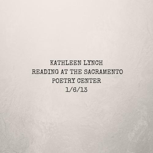 Kathleen Lynch Poetry