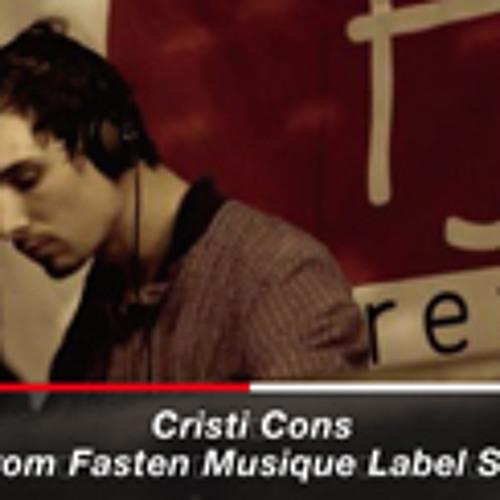 Fasten Musique Podcast 061 - Cristi Cons