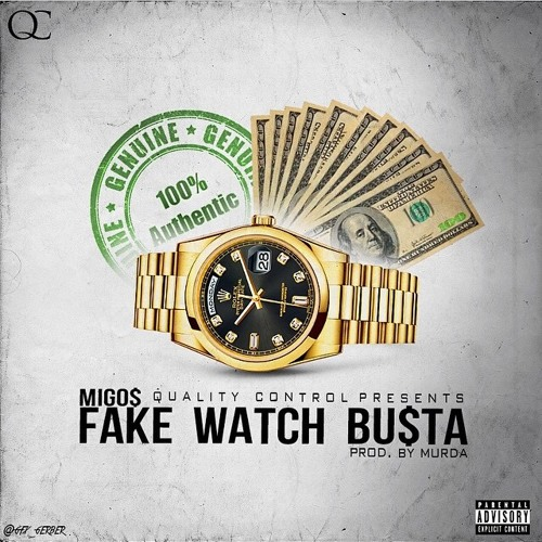 Migos - Fake Watch Busta (Prod. Murda)