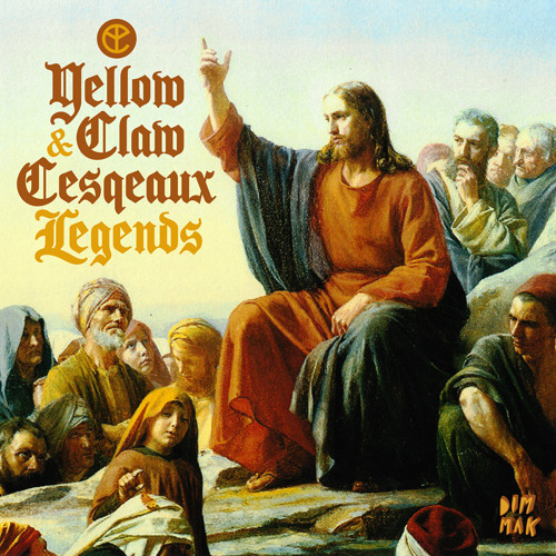 Yellow Claw & Cesqeaux - Legends Ft. Kalibwoy [Legends EP]