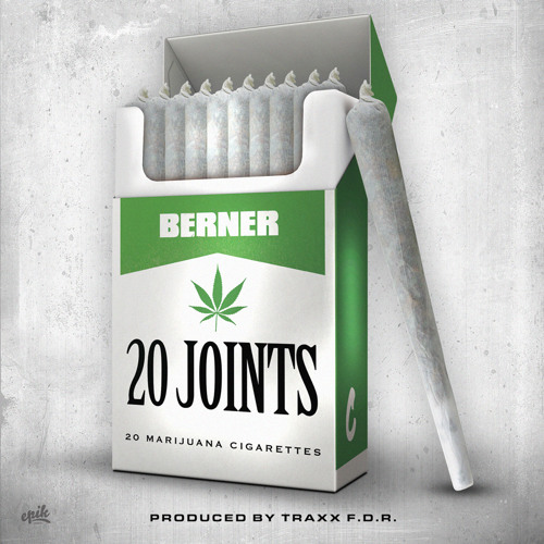 Berner - 20 Joints (Prod by TraxxFDR)