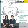 Hommage à Weber: Complete Works for Piano Four Hands