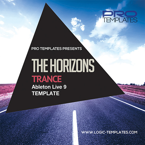The Horizons Ableton Live Pro Template