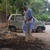 PM launches nationwide Cleanliness drive Swachch Bharat Abhiyan on Gandhi Jayanti.