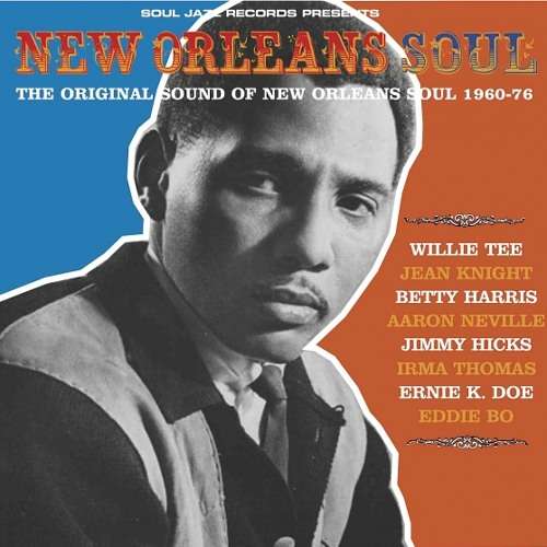 New Orleans Soul Sample Mix