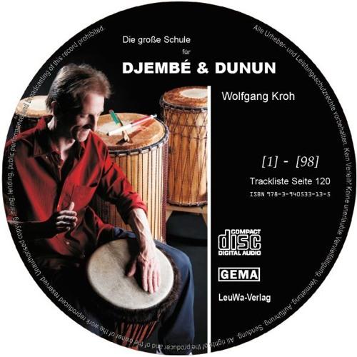 Track 01 übung 007 - Die große Schule für Djembé und Dunun