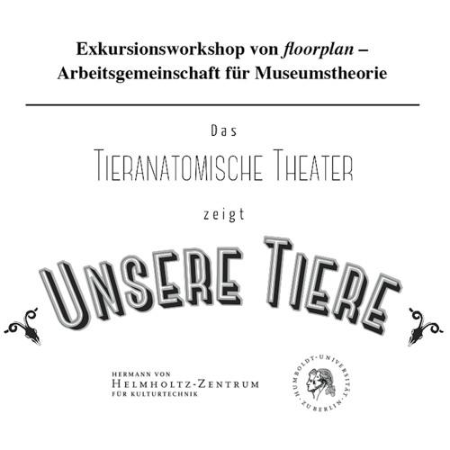 Exkursionsworkshop von floorplan – Arbeitsgemeinschaft für Museumstheorie