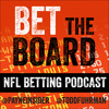 BET THE BOARD: NFL TNF Week 5 Podcast -- Minnesota Vikings @ Green Bay Packers