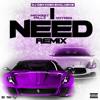 Midwest Millz - I Need {Remix) Ft. Chynna *DJ Osh Kosh Exclusive*